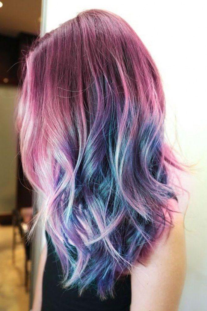 Diese Kuriosen Haartrends Machen Den Sommer 2015 Kunterbunt