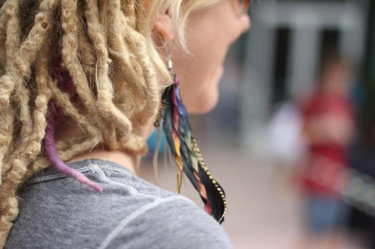 earing: Accessories, Funky Hair