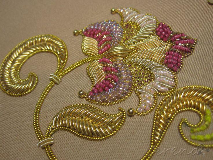 Gallery.ru / Foto # 5 - com bordados de ouro - goldneedle
