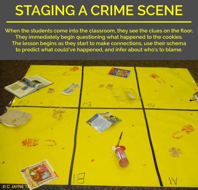 Exploring the mystery genre in the classroom is a great way to expose students to new types of literature and who doesn't love solving a real crime?