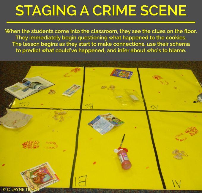 STEMWorks  Crime Scene Investigation Activities