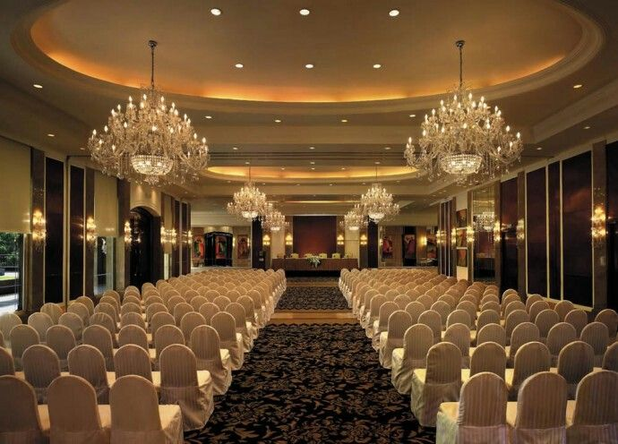 Glamour event hall