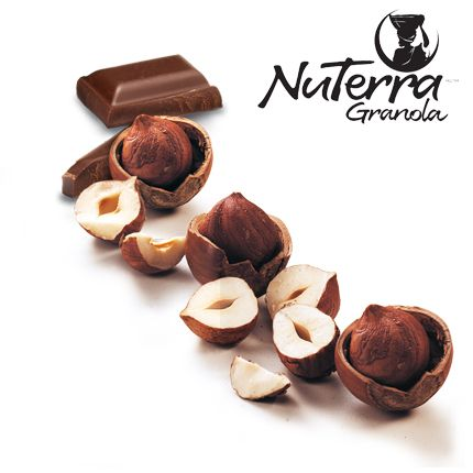 Love #DarkChocolate & #Hazelnuts ? We got a #Granola for that!  http://www.nuterracereal.com/    #cereal #Fair #NuTerra #Yummy #Ingredients #choco #breakfast #Fairtrade