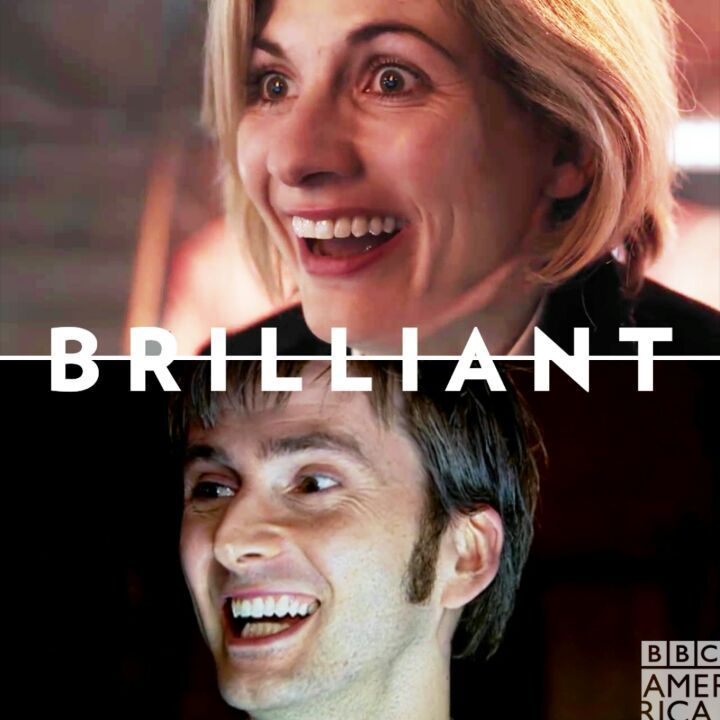 """Gefällt 271 Mal, 9 Kommentare - Doctor Who (@doctorwho_bbca) auf Instagram: """"#DoctorWho in one word."""""""