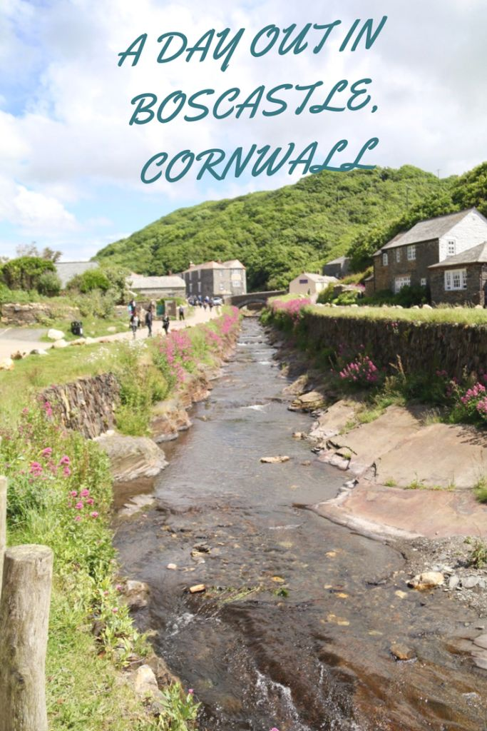A Day Out In Boscastle, Cornwall