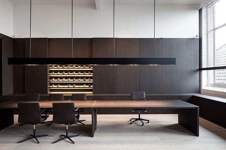 Belgo-Seeds office by Vincent Van Duysen Architects Kortrijk Belgium 02