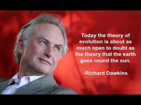 EVOLUTION: Darwin & Dawkins' Satanic Theologic & Smashing Footprints ~Tr...