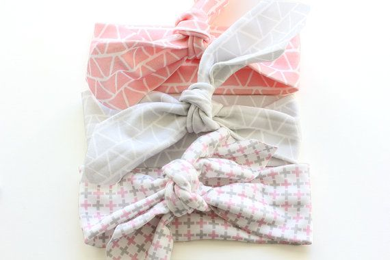 Any 3 Organic Cotton Headbands  Organic Cotton Headbands by raenne, $30.00