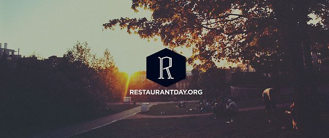 Restaurant Day by Cocoa. A food carnival when anyone can open a restaurant for a day.