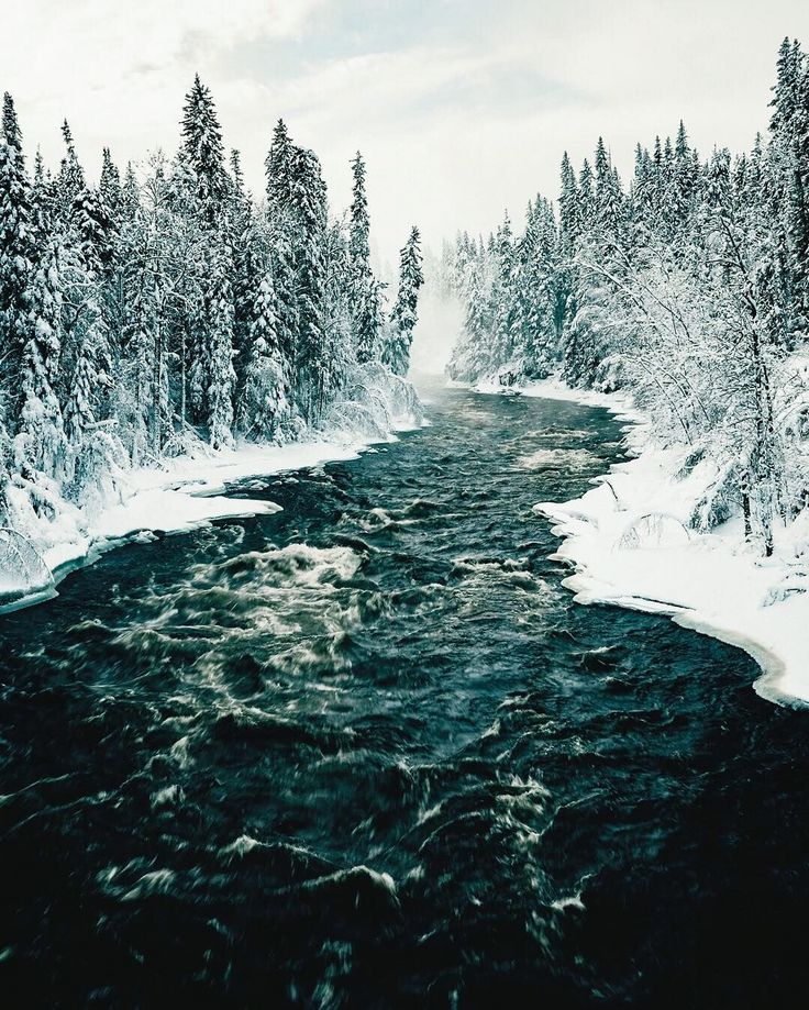 ***Pisew Falls Provincial Park (Manitoba) by RÉJEAN BRANDT (@rejbrandt) on Instagram