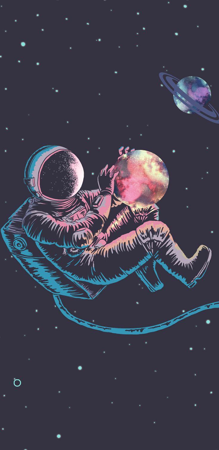 space, astronaut, universe, galaxy, moon,