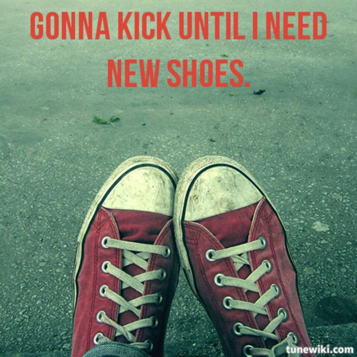 Converse Shoes Sayings