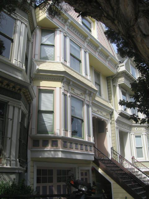 Awesome Victorian Duplex In Hayes Valley Great Pictures