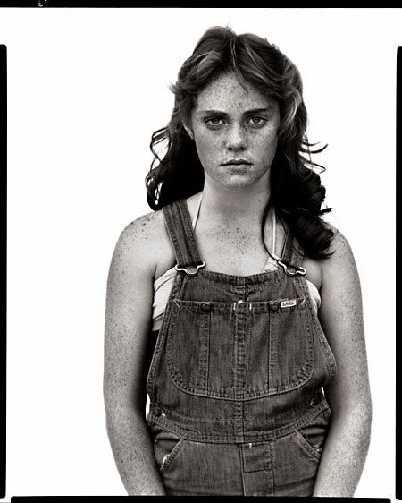 Sandra Bennett, Twelve Year Old, Rocky Ford, Colorado, August 23, 1980 | Portfolio: In The American West | PORTRAITS | Archive