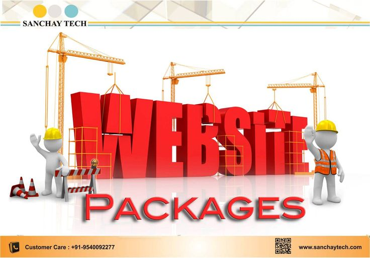 Sanchay Tech avails you best Website designing and development packages  #WebsiteDesigning