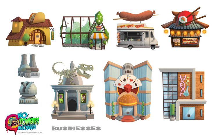 NZA! More Businesses by petura on DeviantArt