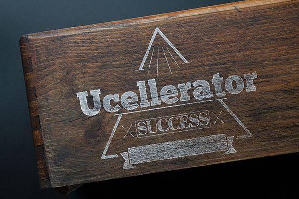Ucellerator Logo