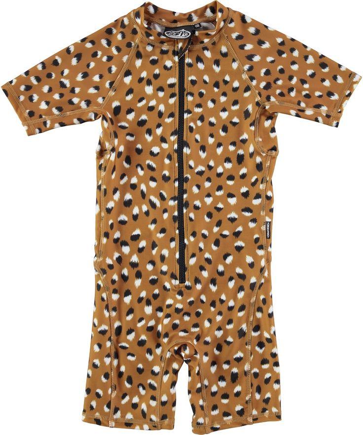 Molo Neka - Leopard Dots 2016 - swimsuit with leopard print - molo