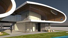 Alain Yotnegparian Architects   Los Angeles Custom House Design   OC Villa