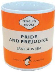 Jane Austen Pride and Prejudice mug: Penguin Books, Books Worth, Favorite Books, Penguins Books
