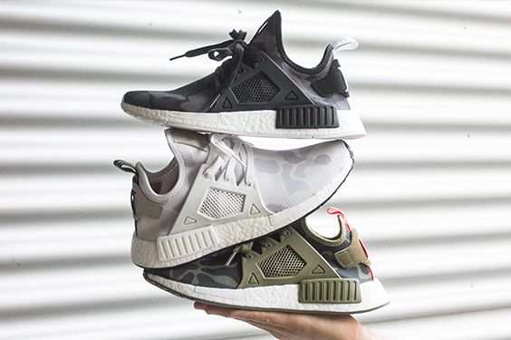 ADIDAS NMD_XR1, this sneaker is now available at www.frontrunner.nl