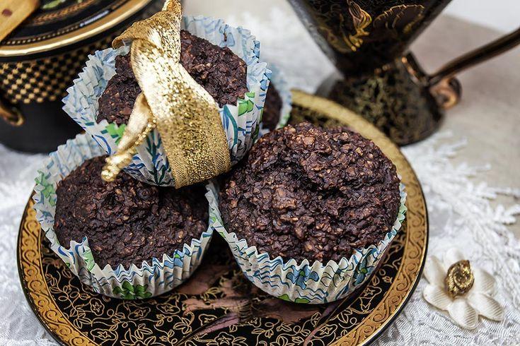 Briose Dukan cu cacao - http://depozitulderetete.ro/briose-dukan-cu-cacao/