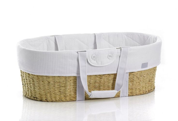 Born with Style Moses Basket Bassinet