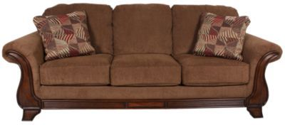 $369 - at Homemakers Furniture in Des Moines - Ashley Montgomery Sofa - $69 to deliver and $79 to bring in home