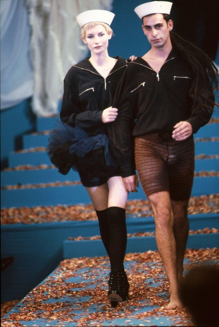 1991 - Jean Paul Gaultier show.jpg