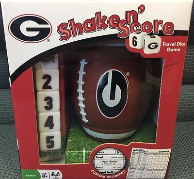 Georgia Game Score