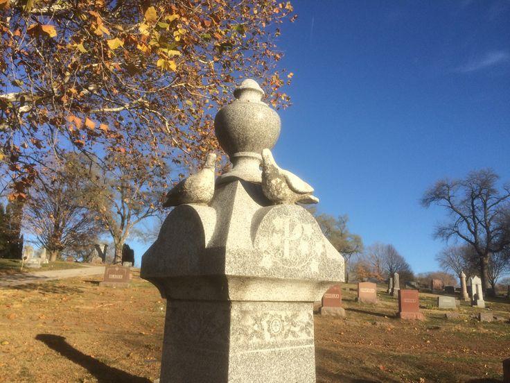 Bohemian cemetery Omaha