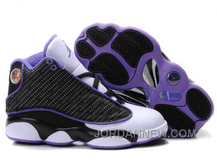 http://www.jordannew.com/kids-nike-air-jordan-13-shoes-white-black-purple-discount-8fgpj.html KID'S NIKE AIR JORDAN 13 SHOES WHITE/BLACK/PURPLE DISCOUNT 8FGPJ Only $89.07 , Free Shipping!