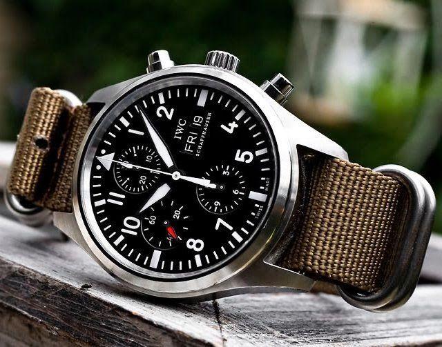 IWC Pilot's Chronograph Automatic IW371701