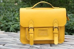 Neo's handmade leather bags -- huge assortment of colors available