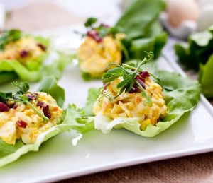 If you are searching for something super simple yet super tasty for lunch, look no further than these Mini Egg Salad Lettuce Wraps. This a perfect go-to gluten free lunch recipe that everyone is sure to enjoy!