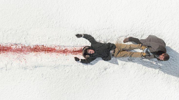 Fargo, 1996 - Direção de Fotografia: Roger Deakins. Diretores: Joel e Ethan Coen.