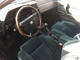 Nice interior, dual airbags