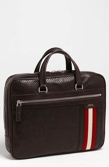 bc2d7bcd20e8 Bally  Offery  Briefcase (Online Only)   Travel Mate   Briefcase ...