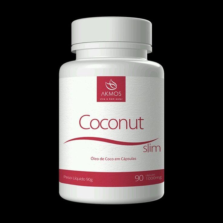 Veja nosso novo produto COCONUT OLEO DE COCO EM CÁPSULA..! Se gostar, pode nos ajudar pinando-o em algum de seus painéis :)
