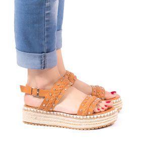 gran venta befa1 3433c Sandalias Gomon Zapatos Mujer Yute Plataforma Verano 2018 ...