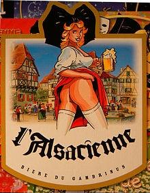 Bière: l'Alsacienne