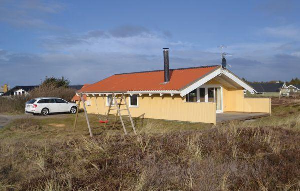 Vakantiehuis - Bjerregård - P62460