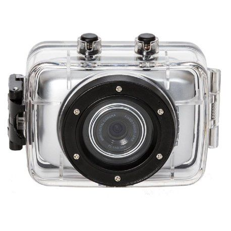 BLUESTORK - PaceCam - Videocamera sportiva + accessori
