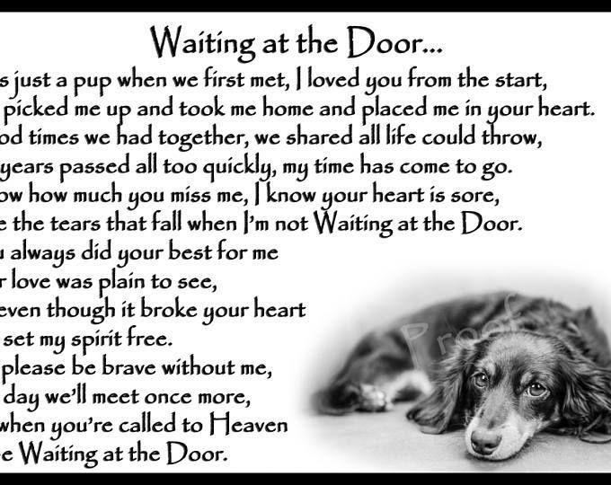 German Shepherd Alsatian pet dog memorial pet loss ...