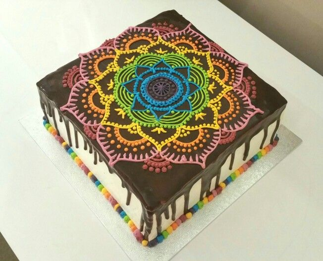 Paisley Mehndi Cake : Best cake designs images wedding amazing