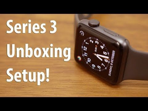 Apple Watch Series 3 (Non LTE) Unboxing Setup & Overview By Geekyranjit,apple watch,apple watch 3,apple watch series 3,apple watch unboxing,apple watch setup,apple watch series 3 unboxing,apple watch series 3 setup,geekyranjit,apple watch india,apple watch series 3 india,apple watch 3 unboxing