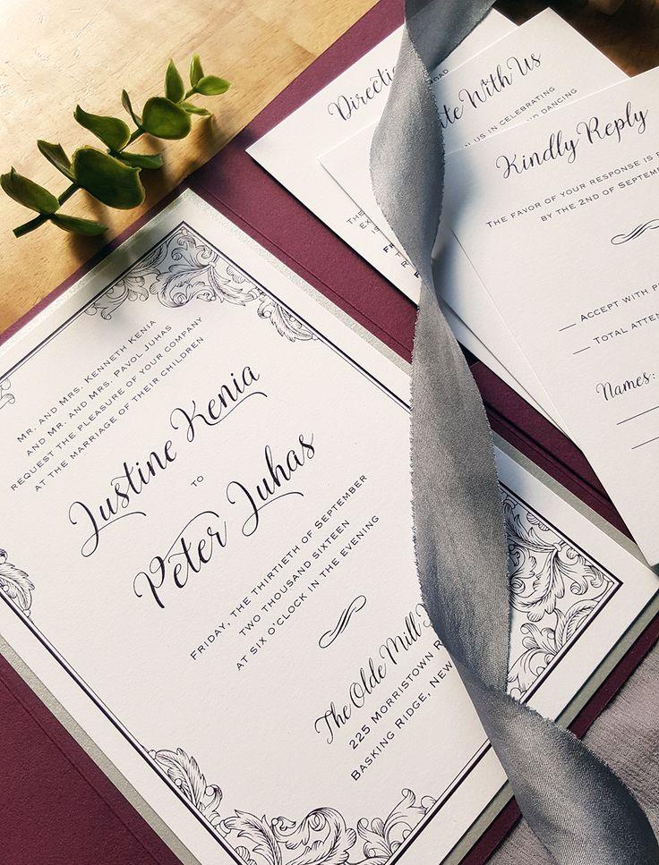 67 best Laurel Cove Custom Weddings images on Pinterest Wedding - best of invitation name designs