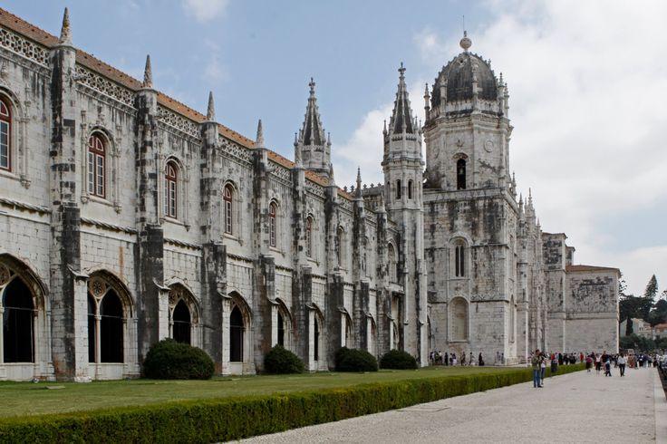 Arquitetura Manuelina - Mosteiro Jerônimos - Lisboa