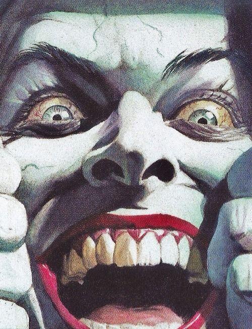 Joker - Alex Ross