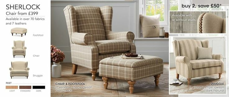 Individual chair - Sherlock